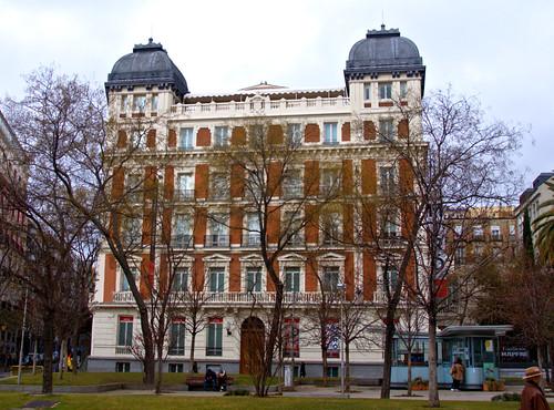 PALACIO DE LA DUQUESA MEDINA DE LAS TORRES, (FUNDACION MAPFRE) MADRID 8836 10-2-2019