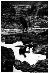 To the Unknown Man (Matías Brëa) Tags: fotografo photographer agua water mina mine reflejo reflection blancoynegro blackandwhite bnw monochrome monocromo mono