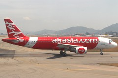 Air Asia (So Cal Metro) Tags: airline airliner airplane aircraft plane jet aviation airport hongkong hkg