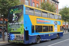 Dublin Bus AX467 (06D30467). (Fred Dean Jnr) Tags: dublinbus dbrook dublin volvo b7tl alexander alx400 ax467 06d30467 oconnellstreetdublin november2013 megarear greatoutdoors busathacliath dublinbusroute46a meteor dublinbusyellowbluelivery