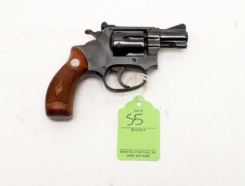 Smith & Wesson .22  Revolver ($476.00)