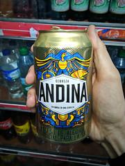 No. 2040 - 22 de febrero/19 (s_manrique) Tags: cerveza alcohol bebida lata