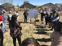 Arizona Ecomadres meeting with partners