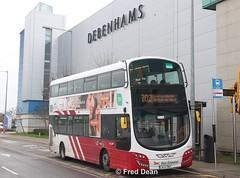 Bus Eireann VWD33 (151C7997), (Fred Dean Jnr) Tags: buseireannroute202 mahon buseireann volvo b5tl vwd33 151c7997 mahonpointcork february2019 wrightbus wright eclipse gemini3 debenhams shannonairport