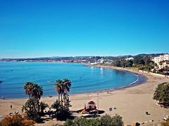 Estepona 28-02-2019 (Antonio Chacon) Tags: estepona costadelsol málaga andalucia españa spain paisaje playa mar mediterráneo agua azul