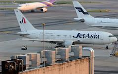 HS-JAK (Ken Meegan) Tags: hsjak boeing7672j6er 24007 jetasiaairways bangkok suvarnabhumi 2422019 jetasia boeing767 boeing767200er boeing 7672j6er 767200 767 b767 b767200 b7672j6er