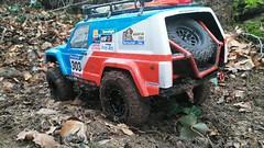 Axial SCX10 2 Jeep Cherokee Rally Raid (grimm.flickr) Tags: axial jeep cherokee rally raid rc 110 scale 4x4 offroad scx10 2 pitbull mad beast clutch