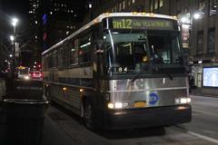 IMG_4698 (GojiMet86) Tags: mta nyc new york city bus buses 2002 d4500 2823 qm12 34th street 5th avenue