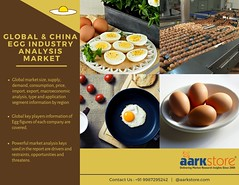 Global and China Egg Industry Analysis _Market Research Reports _ Aarkstore.com (charanjitaark) Tags: eggmarketresearchreports globaleggmarketresearch globaleggindustryanalysisreport chinaeggindustryanalysisreport chinaeggmarkettrends organiceggsmarket agriculture food market