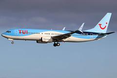 G-FDZZ (GH@BHD) Tags: gfdzz boeing 737 738 737800 b737 b738 by tom tui tuiairways ace gcrr arrecifeairport arrecife lanzarote aircraft aviation airliner