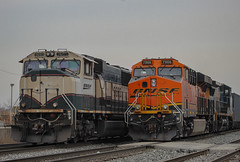 Faces of Beansniff (SantaFe669) Tags: burlingtonnorthern csx bnsf trains railroads railfanning diesellocomotives sd70mac es44c4 c408w locomotives