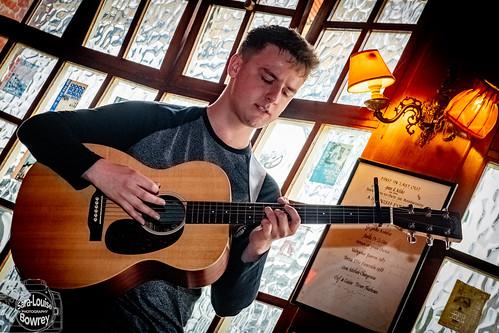 Saturday Unplugged: Luke White