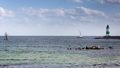 Lighthouse on the Baltic Sea.jpg (Helmut31405) Tags: 2018 germany balticsea ostsee angeln sommer schleswigholstein kappeln deutschland de