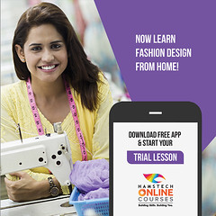 Now Learn Fashion Anytime, Anywhere! (shailajar1524) Tags: fashion design online school courses designing