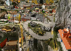 northlandz-miniature-wonderland (northlandz) Tags: northlandz miniature wonderland bestplace enjoy newjersey wondersofnorthlandz weekend architecture passion track kids modeltrains indoortrain trians travel tourism