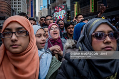 EM-190324-EndIslamophobia-044 (Minister Erik McGregor) Tags: activism buildmovementsnotwalls christchurchmassacre defenddemocracy donaldtrump dumptrump endislamophobia endwhitesilence endwhitesupremacy erikmcgregor freepalestine iamamuslimtoo lovetrumpshate muslimban muslimrights nyc nyc2palestine newyork newyorkcity newyorkers noban nomuslimbanever notmypresident peacefulprotest peacefulresistance photography protest refugeeswelcome resisttrump sanctuarycity solidarity standwithmuslims stopthehate timessquare travelban usa unitedagainstislamophobia whitesupremacy xenophobia bigotry demonstration humanrights photojournalism politics racism rally refusefascism revolution trumpvsallofus 9172258963 erikrivashotmailcom ©erikmcgregor