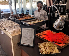 (cafe_services_inc) Tags: cafeservicesinc corporatedining citypoint guestchef chefdeb employee