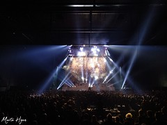 Ghost (Marta Hyun) Tags: ghost concert band metal rock amazing music musica concierto lights luces amsterdam anfiteatro