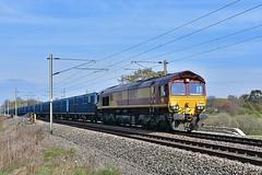 66063, Knowsley Freight Terminal to Wilton Efw Terminal (Martin's Online Photography) Tags: ews class66 66069 redbank train loco rail freight nikon nikond7200 knowsley wilton railway locomotive