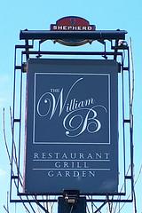 William B, Hatfield Peverel. (piktaker) Tags: essex pub inn bar tavern publichouse innsign pubsign williamb hatfieldpeverel shepherdneame