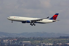 A330 N828NW Los Angeles 22.03.19 (jonf45 - 5 million views -Thank you) Tags: airliner civil aircraft jet plane flight aviation lax los angeles international airport klax delta air lines airbus a330 n828nw