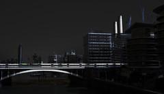hidden battersea (duncan!) Tags: ©2019duncanwadeallrightsreserved leica m10 voigtlander 40mm f12 london bridge battersea batterseapowerstation hidden glimpse battersearailwaybridge abstract extreme crystalcity