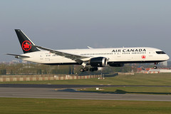 C-FVLQ 13042019 (Tristar1011) Tags: ebbr bru brusselsairport boeing aircanada 7879 b789 dreamliner cfvlq