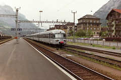 SBB TEE SET 1053 (bobbyblack51) Tags: sbb tee rabe sig mfo electric unit set 1053 erstfeld station 1994