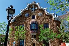 Barcelone - Parc Güell
