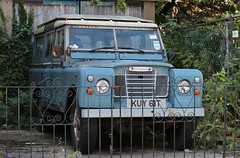 KUY 61T (Nivek.Old.Gold) Tags: 1979 land rover 109 series 3 station wagon 2625cc