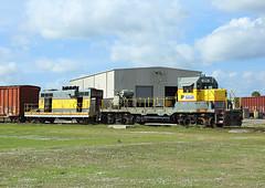 305, Clewiston FL,  25 Nov 2018 (Mr Joseph Bloggs) Tags: florida usa united states america ussc sugar corporation scfe south central express clewiston 305 gp11