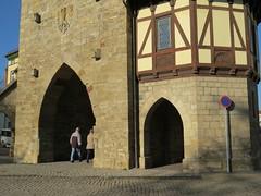 IMG_7488 (germancute) Tags: arnstadt ried turm thuringia thüringen stadt building history