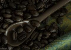 Kick Ass  #macroMonday (maureen.elliott) Tags: macromonday macro coffeebeans roasted brew closeup stilllife