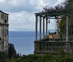 Looking Across the Bay of Naples (chdphd) Tags: sorrento campania italy