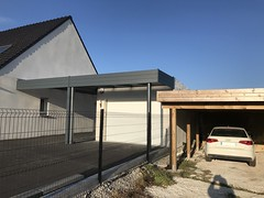 Carport TALIS (Direct Abris) Tags: carport alu aluminium design adossé abri voiture