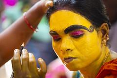 Kaveripattinam, 2019 (bmahesh) Tags: cwc cwc709 chennaiweekendclickers kaveripattinam tamilnadu india mayanakollaithiruvizha mahashivratri kali makeover portrait travelportrait