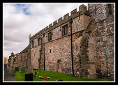 North Norman Wall (veggiesosage) Tags: stmaryschurch eastleake church historicchurch nottinghamshire normanchurch gx20 grade1listed aficionados