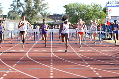 Chandler Rotary Day 2 2423 (Az Skies Photography) Tags: chandler rotary invitational track meet nike chandlerrotary chandlerrotaryinvitational trackmeet nikechandlerrotaryinvitational 2019nikechandlerrotaryinvitational arizona az chandleraz high school highschool chandlerhighschool highschooltrack field trackandfield athlete athletes sport sports sportsphotography run runner running race racer racing racers runners action canon eos 80d canon80d canoneos80d eos80d march 23 2019 march232019 22319 2232019 elite womens 100m hurdles 100 meters 100mhurdles 100meterhurdles womens100mhurdles