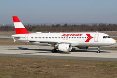 OE-LBO 30032019 (Tristar1011) Tags: eddf fra frankfurtmain frankfurt austrianairlines airbus a320200 a320 oelbo pyhrneisenwurzen 1980sretro retro