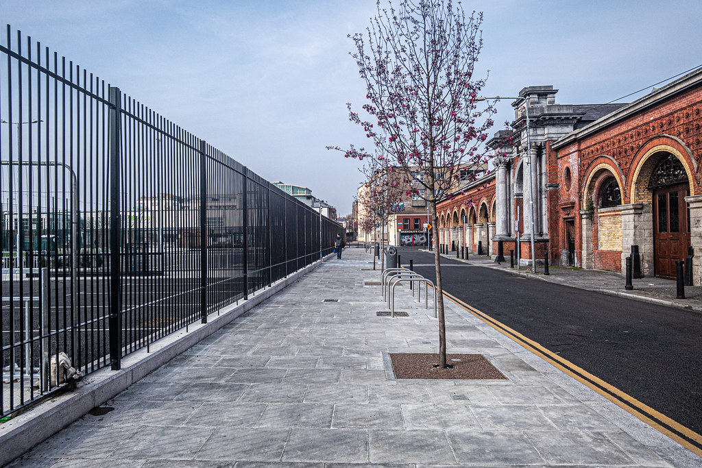 REDEVELOPMENT ONGOING AT THE DUBLIN CITY FRUIT AND VEGETABLE MARKET [PHOTOGRAPHED APRIL 2019]-151475