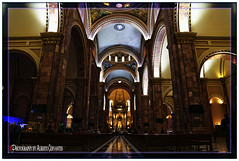 CATEDRAL DE LA INMACULADA CONCEPCIÓN. CATHEDRAL OF THE IMMACULATE CONCEPTION. CUENCA-ECUADOR. (ALBERTO CERVANTES PHOTOGRAPHY) Tags: catedraldelainmaculadaconcepcion cathedraloftheimmaculateconception catedral cathedral inmaculadaconcepcion immaculateconception cuencaecuador ecuador cuenca republicadelecuador photography photoborder photoart art arquitectura architecture interior inside indoor outdoor blur creative historia history icono iconic retrato portrait iglesia church luz light color colores colors brillo brightcolors bright reflejo reflection catedraldecuenca cathedralofcuenca colorlight nightcolor southamerica pais country fe faith belief hope cruz cross holy saint believe city