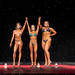 WOMEN'S BIKINI NOVICE - 2 AMY BOWMAN 1 ANNICK ATKINSON 3 GRACE BOULET