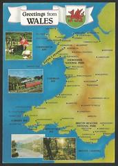 Wales (tico_manudo) Tags: wales gales reinounido unitedkingdom europa postcards