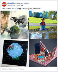 Lego's Fb printscreen (BensBuilds) Tags: moc 2001 a space odyssey lego movie scifi kubrick