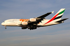 Emirates   Airbus A380-800   A6-EOA   Expo 2020 livery   London Heathrow (Dennis HKG) Tags: aircraft airplane airport plane planespotting canon 7d 24105 london heathrow egll lhr emirates emiratesairline uae ek airbus a380 a380800 airbusa380 airbusa380800 expo2020 dubai a6eoa