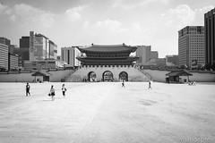 Gyeongbokgung Palace (Mario Aprea) Tags: marioaprea corea korea palace seoul imperial gyeongbokgung city life temple history