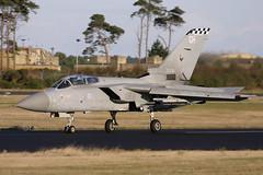 Tornado F3 ZE838 'GH' 43(F) Squadron (Mark McEwan) Tags: panavia tornado tornadof3 ze838 43squadron 43fsquadron fightingcocks rafleuchars leuchars fighter airdefence aviation aircraft airplane raf royalairforce chequers military cqwi cqwicourse