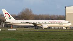 N276DH 767 Royal Air Maroc (Anhedral) Tags: einn snn shannonairport airliner airplane jet n276dh cnrov boeing 767 767300er ram royalairmaroc