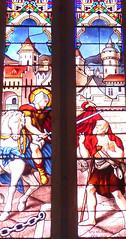 Saint Martin-de-Hinx: église Saint Martin (Marie-Hélène Cingal) Tags: france sudouest aquitaine nouvelleaquitaine 40 landes saintmartindehinx macs église iglesia church chiesa