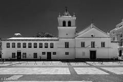 Pateo do Collegio (elcio.reis) Tags: arquitetura sãopaulo nikon historic pb history blackwhite vintage bw histórico brasil architecture br